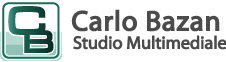 Logo Carlo Bazan Studio Multimediale