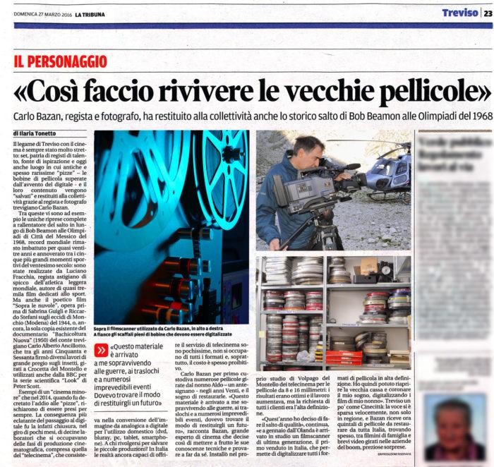 Carlo_bazan_telecinema_tribuna _treviso_27-03-16