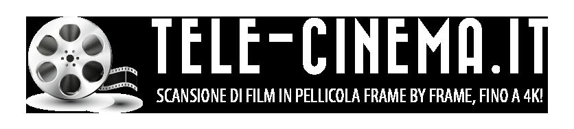 Telecinema - Scansione di film 16mm e Super16mm in 4K, 2k, HD